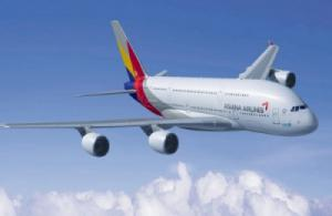 Asiana ưu đãi vé thương gia trên hành trình đến Nhật và Mỹ