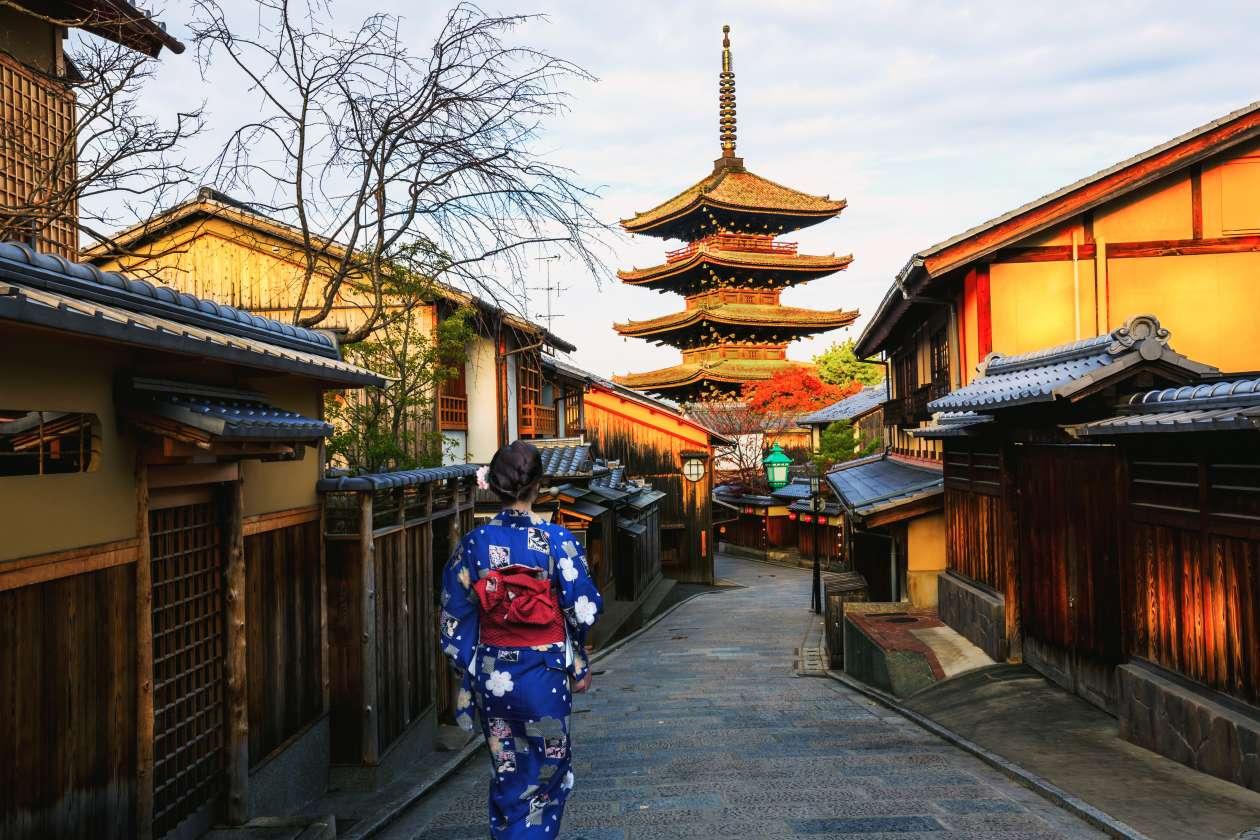 Điểm danh 10 khu phố cổ đáng ghé thăm nhất của Nhật