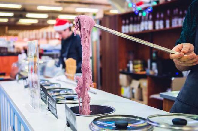 Kem thì ai cũng biết nhưng kem siêu cứng của Thổ Nhĩ Kỳ mới là độc nhất vô nhị