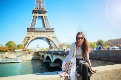 Tháp Eiffel là địa điểm được check-in nhiều nhất trên Instagram