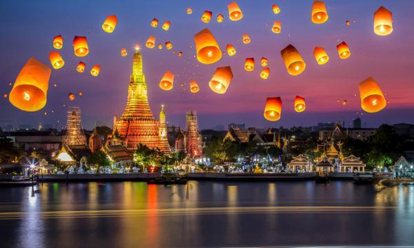Bangkok trở thành thành phố du lịch HOT nhất năm 2019!