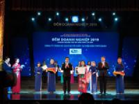 Blue Sky Việt Nam được vinh danh Doanh nghiệp tiêu biểu Hà Nội Vàng 2019