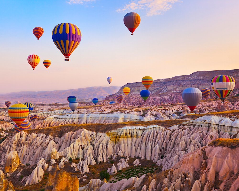 """Những điều tuyệt vời khiến Thổ Nhĩ Kỳ làm """"say lòng"""" mọi du khách"""