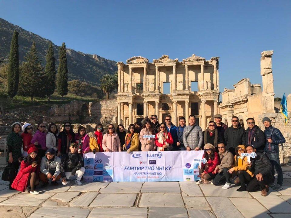 Famtrip Thổ Nhĩ Kỳ cùng Blue Sky: Tuyệt vời hơn cả mong đợi