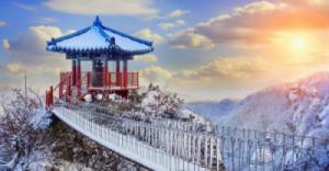 Những trải nghiệm tuyệt vời nhất khi du lịch Hàn Quốc vào mùa đông