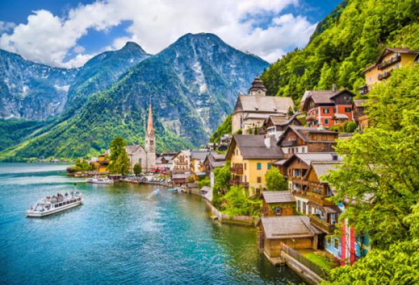 Nghe travel blogger chia sẻ về bí quyết du lịch Hallstatt