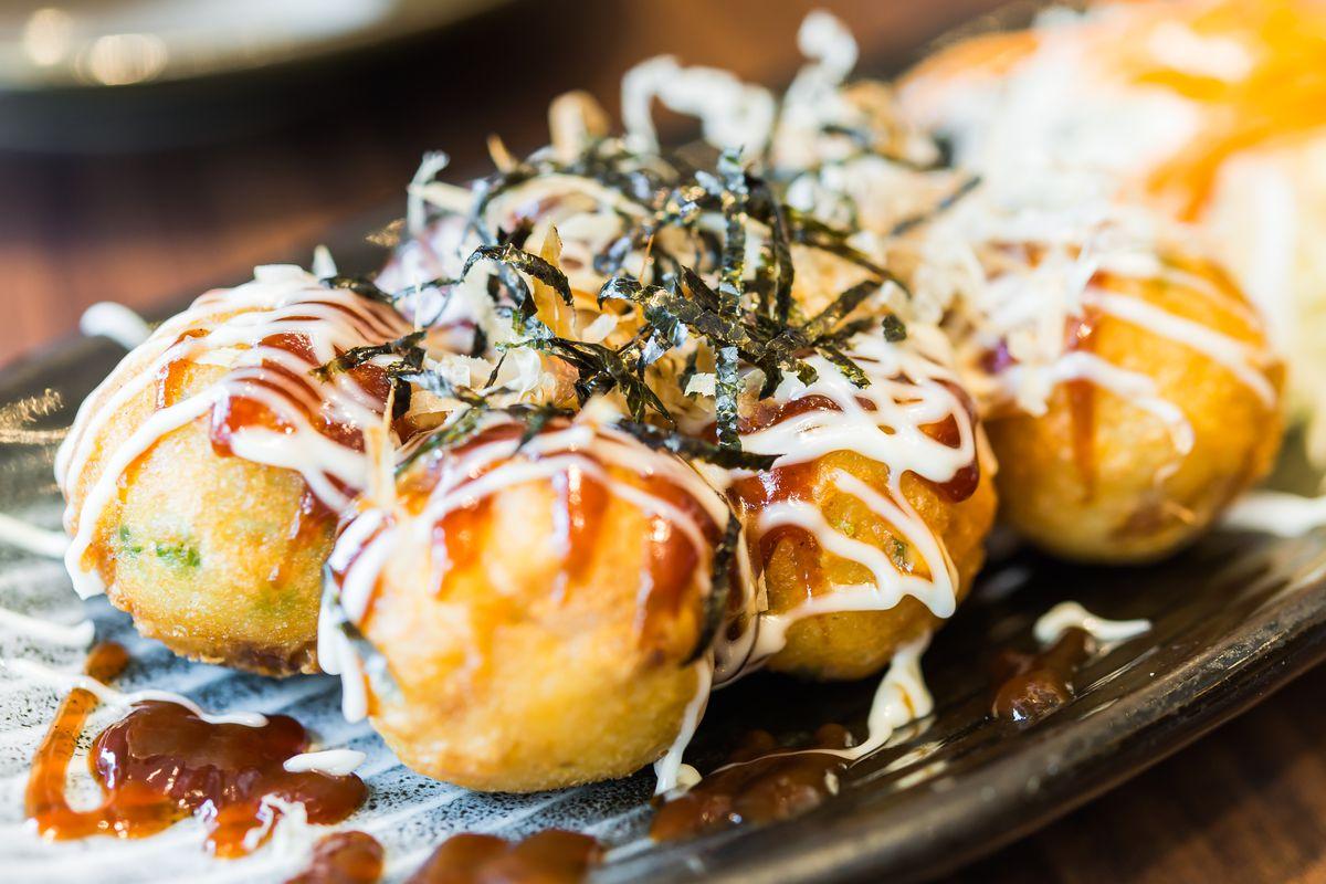 """Xuýt xoa với """"thiên đường ẩm thực"""" giữa thủ đô Tokyo xinh đẹp"""