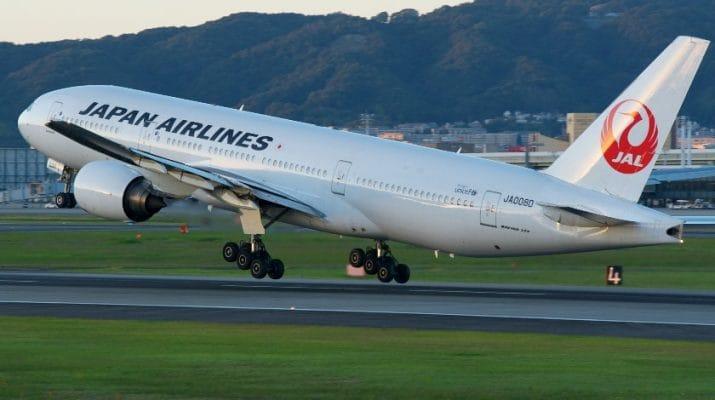 Japan Airlines giảm tần suất chuyến bay giai đoạn 1/5-31/5/2020