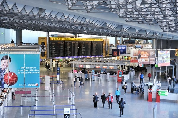 CHLB Đức tiếp tục gia hạn lệnh hạn chế nhập cảnh đối với công dân nước thứ ba