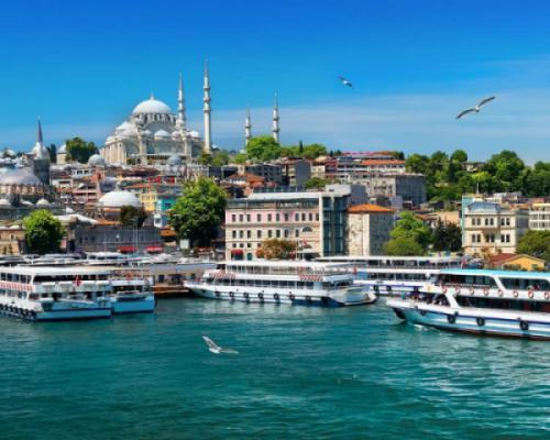 """24h ở Istanbul: """"Lạc lối"""" trong những công trình kì vĩ"""