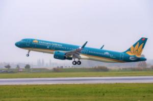 VNA tăng cường tần suất chuyến bay đến và đi từ Đà Nẵng