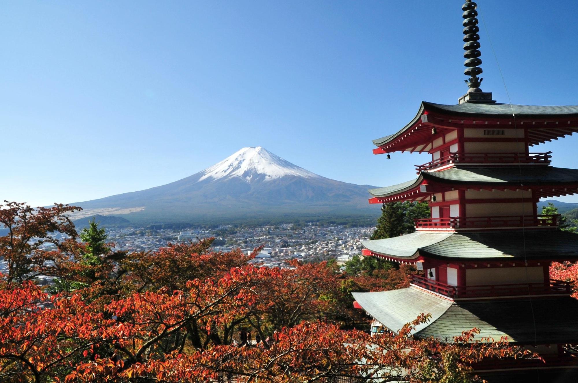 TOKYO – NÚI PHÚ SĨ (AIR MACAU)