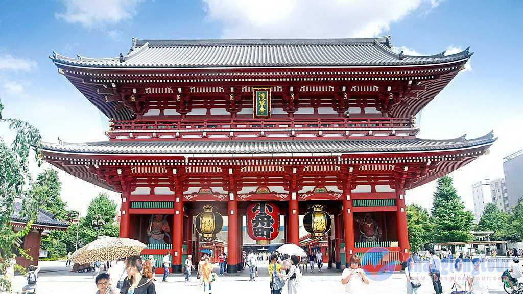 TOKYO – NÚI PHÚ SĨ – KYOTO – OSAKA
