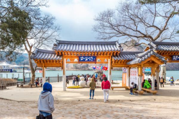 SEOUL – ĐẢO NAMI – CÔNG VIÊN EVERLAND (TẮM HƠI JJIM JI BANG)