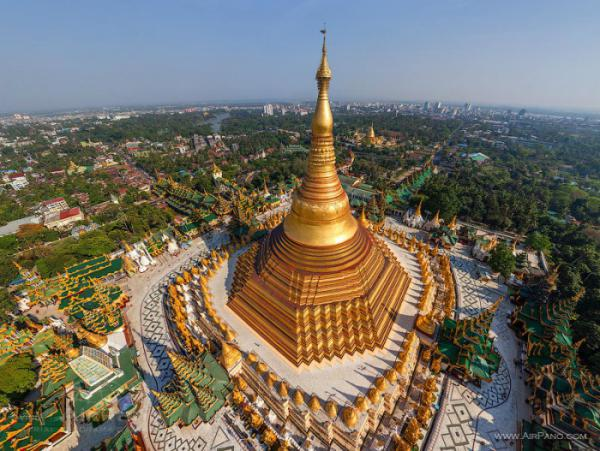 YANGON – BAGO – GOLDEN ROCK