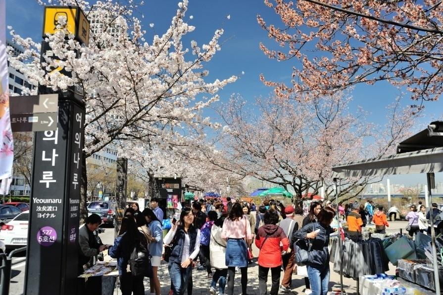 SEOUL -  JEJU- NAMI –  EVERLAND-  CÔNG VIÊN YOIDO