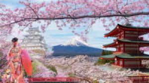 NAGOYA  - KOBE - OSAKA - KYOTO - NÚI PHÚ SĨ - TOKYO