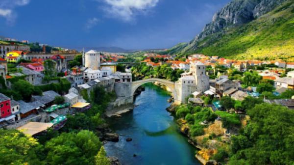 Đức - Áo - Slovenia - Croatia - Serbia - Bosnia - Ragusa