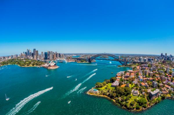 SYDNEY - CANBERRA - MELBOURNE