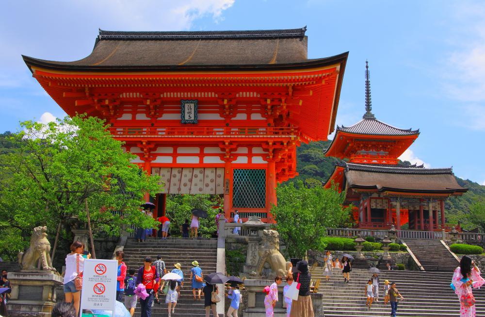 OSAKA – KOBE – KYOTO  – NÚI PHÚ SĨ – TOKYO