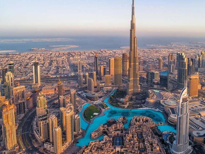 DUBAI - ABU DHABI