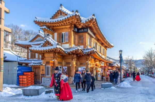 BUSAN - SEOUL -  LOTTE WORLD/ AQUARIUM/OBSERVATORY - ELYSIAN SKY