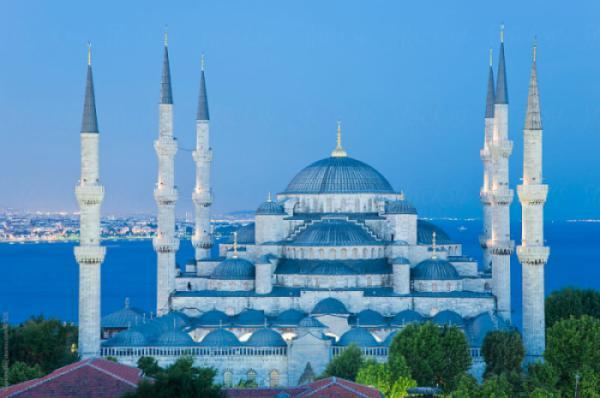 ISTANBUL – CANAKKALE - KUSADASI PAMUKKALE - KONYA - CAPPADOCIA