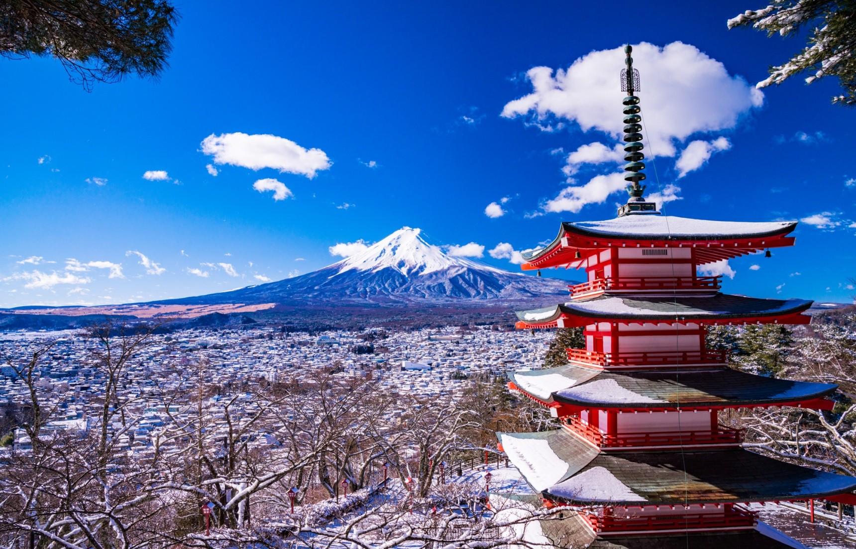 OSAKA – KOBE – KYOTO  – HAMAMATSU- NÚI PHÚ SĨ – TOKYO