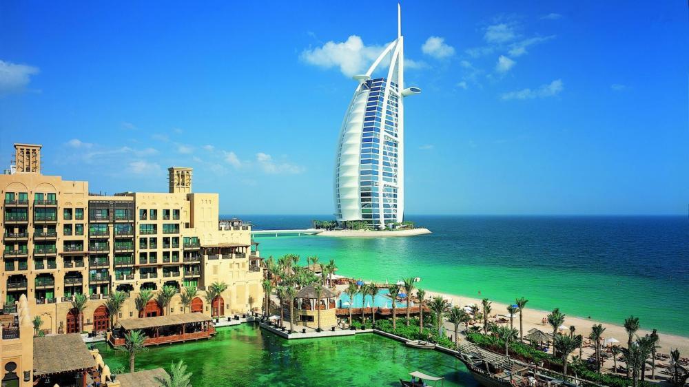 DUBAI – ABU DHABI {6N5Đ, bay 5* Emirates Airlines}