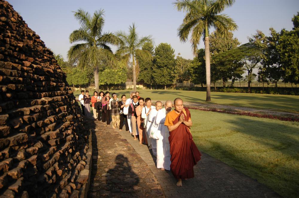 Ấn Độ - Nepal - Hành Hương Về Đất Phật, {9N, Bay TG}