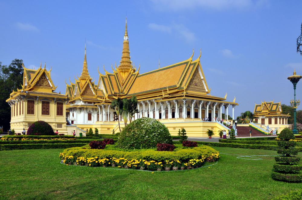 Siemreap - Phnompenh {4N, Bay Vietjet air}
