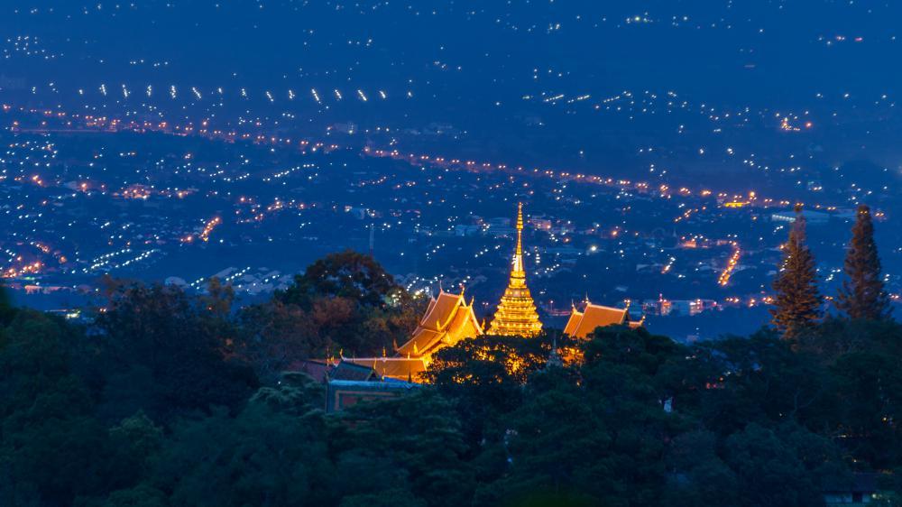 Bangkok - Chieng Mai {5N, Bay TG}