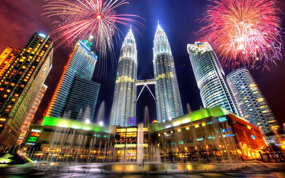 Malaysia - Kualalumpur - Cao Nguyên Genting