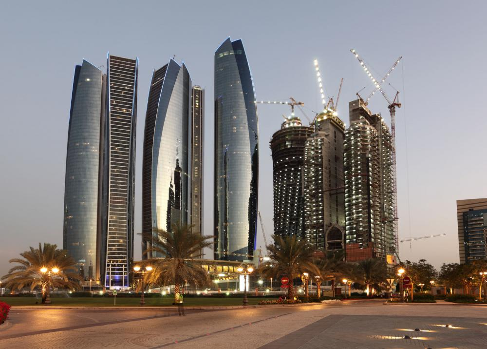 Dubai - Abu Dhabi {6N/5D, Bay EK}