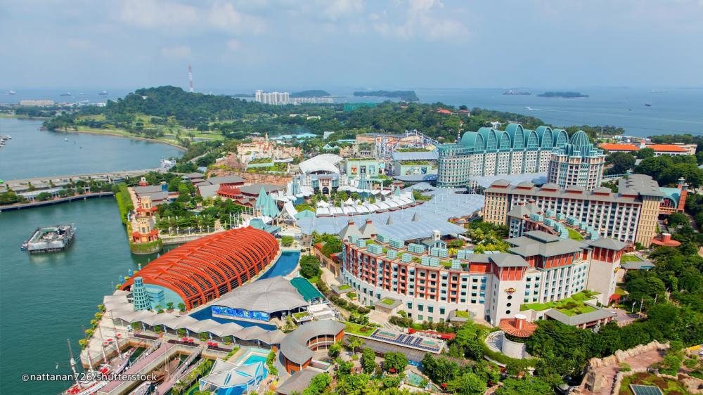 Malaysia - Kuala Lumpur - Genting - Singapore - Sentosa {7 ngày - Vietnam Airlines}
