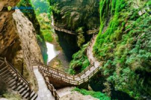 Thành Đô - Trùng Khánh - Xích Thủy - Vũ Long