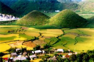 Hà nội - Thác bản Ba - Hà Giang - Quản Bạ - Lũng Cú - Đồng Văn
