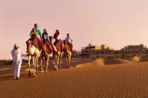 DUBAI - ABU DHABI - SA MẠC SAFARI (6N5Đ - Bay EMIRATES AIRLINES )