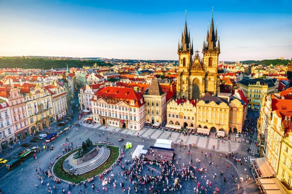 Ý – SLOVANIA - HUNGARY- ÁO – SÉC – ĐỨC