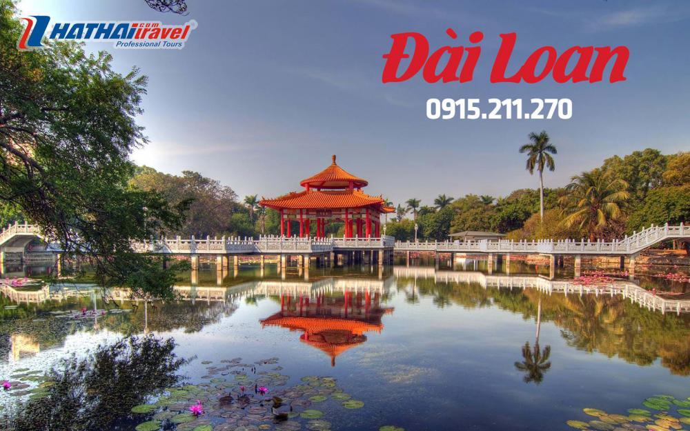 Đài Loan: ĐÀI BẮC - CAO HÙNG – NAM ĐẦU 5N bay Bamboo Airway