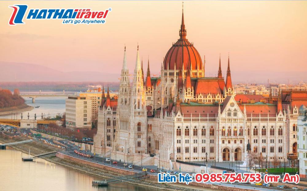 KHÁM PHÁ ĐÔNG ÂU: SÉC - ÁO – HUNGARY 9N bay Bamboo Airway