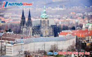 Cộng hòa Séc: PRAHA - KARLOVY VARY - CESKY KRUMLOV 5N bay Bamboo Airway