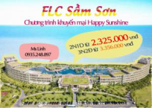Nghỉ dưỡng 5* FLC Sầm Sơn
