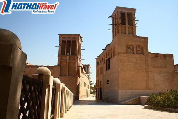 Khu phố cổ Bastakiya