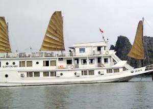 Du thuyền Hạ Long Glory 3* ( 2N1đ)