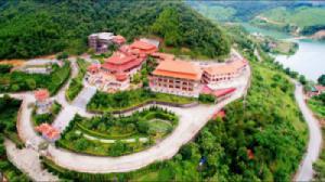 Hà Nội – Thiền viện Cái Bầu – Đền Cửa Ông – Đền Cô Bé Cửa Suốt – Yên Tử – Côn Sơn Kiếp Bạc