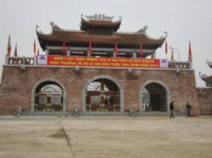 Hà Nội – Đền Trần – Chùa Keo – Đền Đồng Bằng – Hà Nội