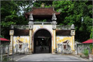Hà Nội – Đền Nguyên Phi Ỷ Lan – Chùa Dâu – Chùa Bút Tháp – Đền đô – Chùa Phật Tích – Đền Bà Chúa Kho