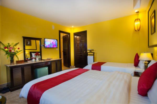 Combo vé xe và phòng khách sạn Icon 36 Sapa 3 sao
