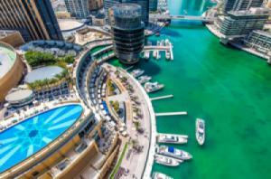 Singapore - Dubai - Abu Dhabi